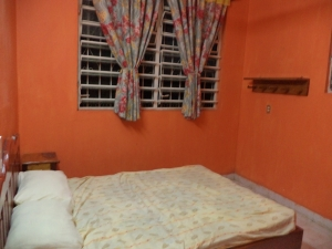 A real bed and my own bathroom, for less than any of the hostels in town?  Don't mind if I do!
